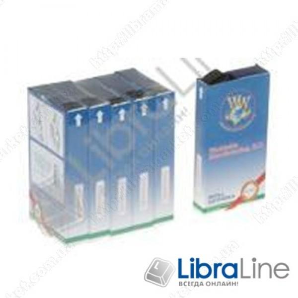 Лента 13 ММ*6 М Refill STD левый Black WWM