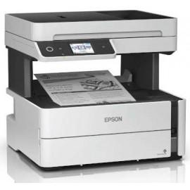 МФУ струйное А4 ч/б Epson M3170 Фабрика печати c WI-FI C11CG92405