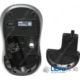 Компьютерная мышь Logitech M185 Black-grey wireless
