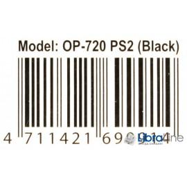Мышь A4-Tech OP-720 Black PS/2