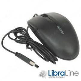 Мышь A4-Tech OP-550NU black USB