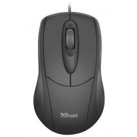 Мышь Trust Ziva Optical Compact black 21508 (USB)