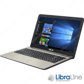90NB0E91-M00320 Ноутбук ASUS X541NC-DM025 15FM / N4200 / 4 / 128 SSD / GT810 2GB / Linux / Black
