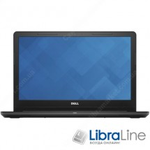 Ноутбук Dell Inspiron 3567 15.6FHD/ Intel i7-7500U/ 8/ 256/ DVD/ R5M430-2/ W10U/ Black/ UKR I3578S2DDW-60B