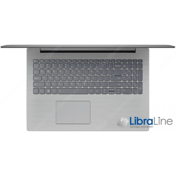 80XH01LVRAНоутбук Lenovo IdeaPad 320 15.6FHD / Intel i3- 6006U / 4 / 500GB / GT920MX- 2 / BT / WiFi / W10 / Platinum Grey
