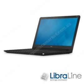 Ноутбук Dell Inspiron 3552 15.6/ Intel N3060/ 4/ 500/ DVD/ Int/ W10/ Black/ UKR I35C45DIW-60
