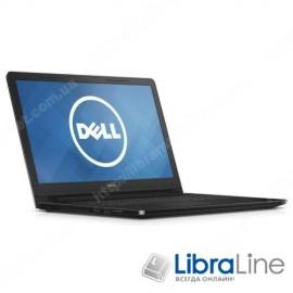 I35C45DIW-60 Ноутбук Dell Inspiron 3552 15.6 / Intel N3060 / 4 / 500 / DVD / Int / W10 / Black / UKR
