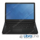 I35P45DIW-60 Ноутбук Dell Inspiron 3552 15.6 / Intel N3710 / 4 / 500 / DVD / Int / W10 / Black / UKR