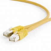 Патчкорд Cablexpert CAT6 S/FTP 1м (PP6A-LSZHCU-Y-1M)