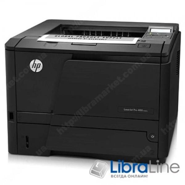Принтер A4 HP LaserJet Pro 400 M401a CF270A