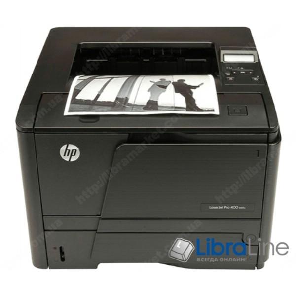 CF270A Принтер лазерный A4 HP LaserJet Pro 400 M401a