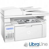 МФУ А4 HP LJ Pro M130nw 22 стр/мин,USB 2.0, Ethernet 10/100/Base-TX; WiFi 802.11 b/g/n G3Q58A