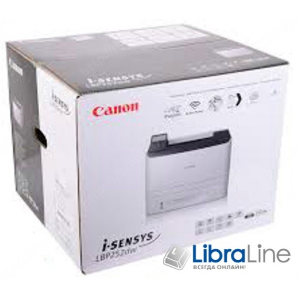 0281C007 Принтер лазерный A4 Canon i-SENSYS LBP252dw Hi-Speed USB 2.0; 10BASE-T/100BASE-TX/Wireless 802.11b/g/n
