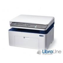 3025BI МФУ лазерное А4 ч/б Xerox WC 3025BI Wi-Fi
