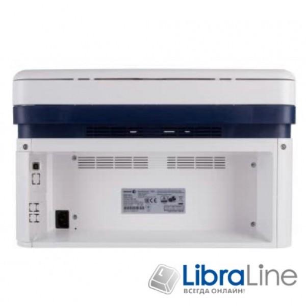 МФУ лазерное А4 ч/б Xerox WC 3025BI Wi-Fi