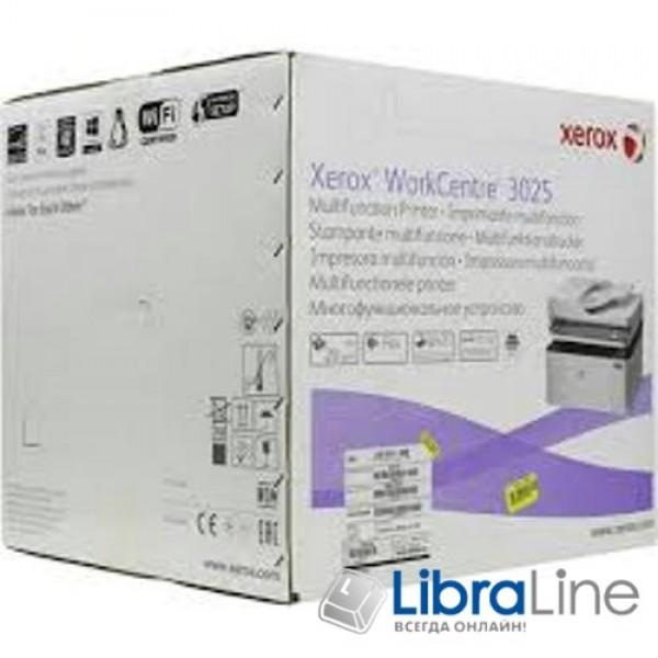 МФУ лазерное А4 ч/б Xerox WC 3025NI USB Ethernet Wi-Fi 3025V_NI
