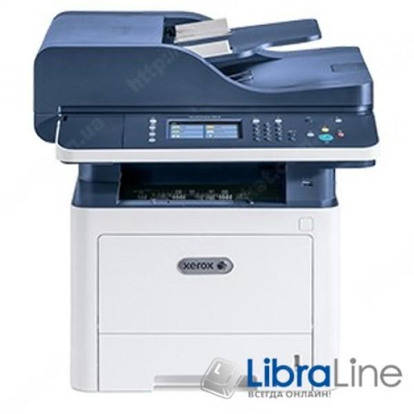 БФП лазерне А4 ч/б Xerox WC 3335DNI USB Ethernet Wi-Fi 50000 стр 3335V_DNI