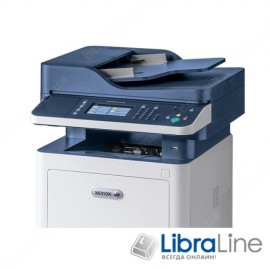 3335V_DNI МФУ А4 Xerox WC 3335DNI 33 стр/мин,USB 2.0, Ethernet, Wi-Fi,50000 тыс.стр.