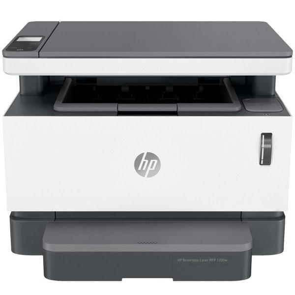 МФУ лазерное А4 ч/б HP Neverstop LJ 1200w с Wi-Fi 4RY26A