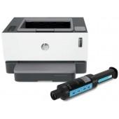 Принтер А4 HP Neverstop LJ 1000w c Wi-Fi 4RY23A