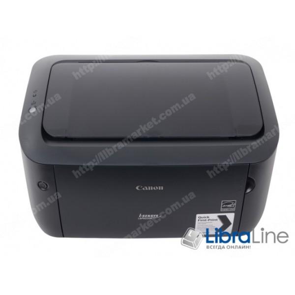Принтер А4 Canon i-SENSYS LBP6030B бандл с 2 картриджами 8468B042