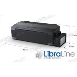 Принтер А3 Epson L1300 Фабрика печати C11CD81402