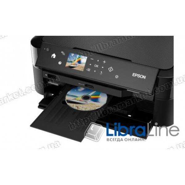МФУ струйное А4 цветное Epson L850 Фабрика печати C11CE31402