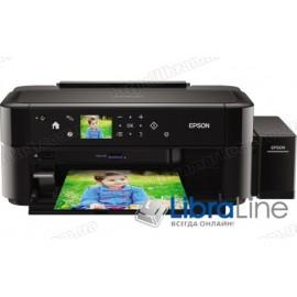 Принтер А4 Epson L810 Фабрика печати C11CE32402