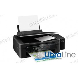 МФУ струйное А4 цветное Epson L366 Фабрика печати c WI-FI C11CE54403