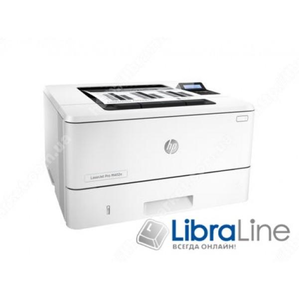 Принтер HP LaserJet Pro M402n лазерный, монохромный C5F93A