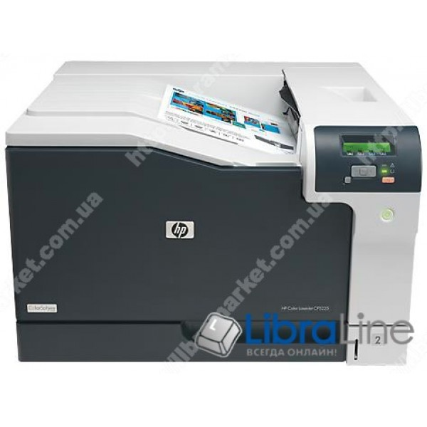 CE710A Принтер HP Color LaserJet Professional CP5225 лазерный, цветной