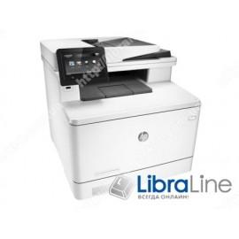 CF379A Цветное МФУ HP LaserJet Pro M477fdw c Wi-Fi