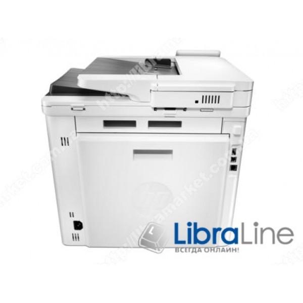 МФУ лазерное А4 цветное HP LaserJet Pro M477fdw c Wi-Fi CF379A