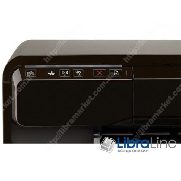 Принтер формата А3+ HP OfficeJet 7110 ePrinter с Wi-Fi струйный, цветной