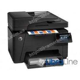 МФУ лазерное А4 цветное HP Color LJ Pro M177fw c Wi-Fi CZ165A