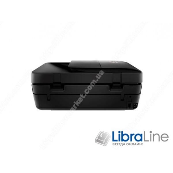 МФУ струйное А4 цветное HP DeskJet Ink Advantage 4675 c Wi-Fi F1H97C