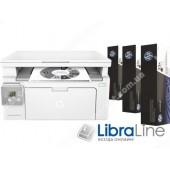 G3Q66A  МФУ HP LaserJet Ultra M134a