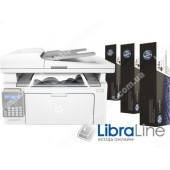 МФУ HP LaserJet Ultra M134fn G3Q67A