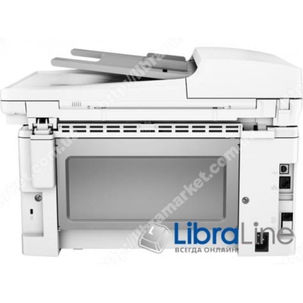 МФУ лазерное А4 ч/б HP LaserJet Ultra M134fn G3Q67A