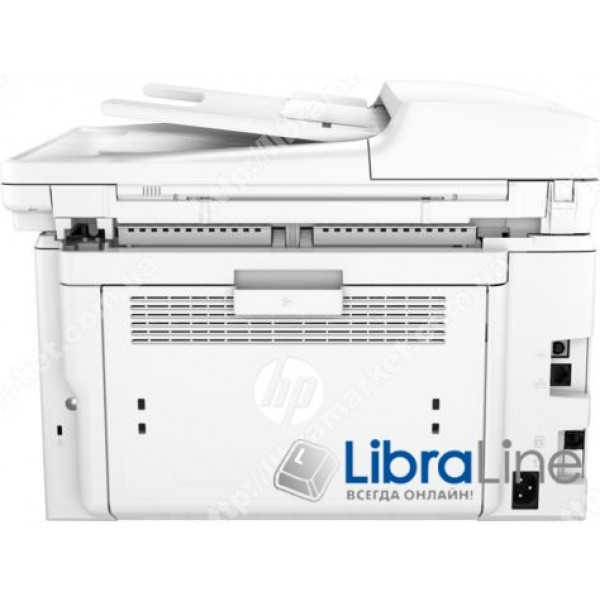 МФУ лазерное А4 ч/б HP LaserJet Pro M227fdn G3Q79A