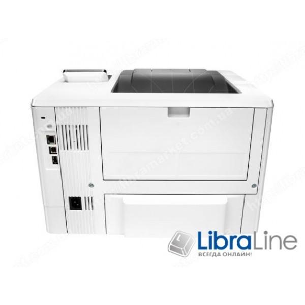 Принтер HP LaserJet Pro M501dn лазерный, монохромный J8H61A