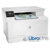 Цветное МФУ HP Color LaserJet Pro M180n T6B70A