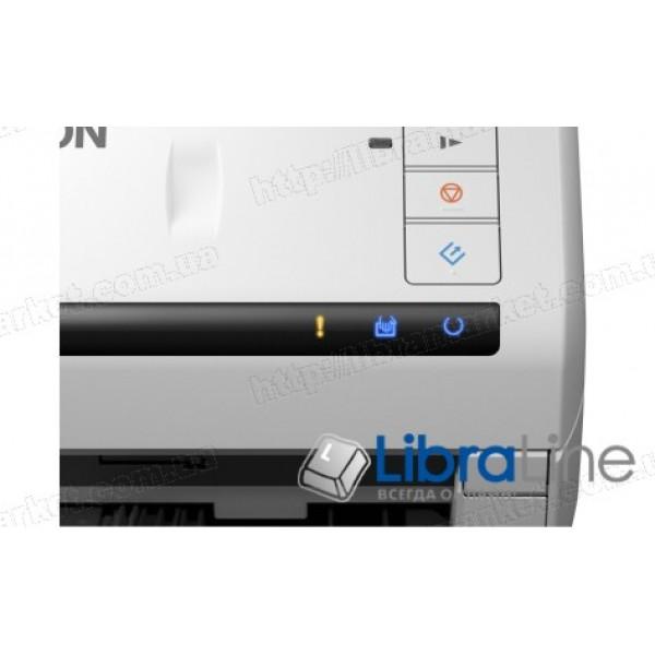 Сканер А4 Epson WorkForce DS-530 B11B226401