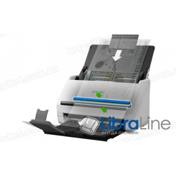 B11B226401 Сканер А4 Epson WorkForce DS-530