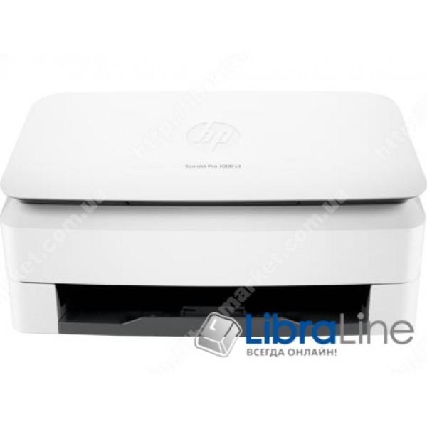 L2753A Сканер (документ сканер) HP Scanjet Pro 3000 s3 с полистовой подачей