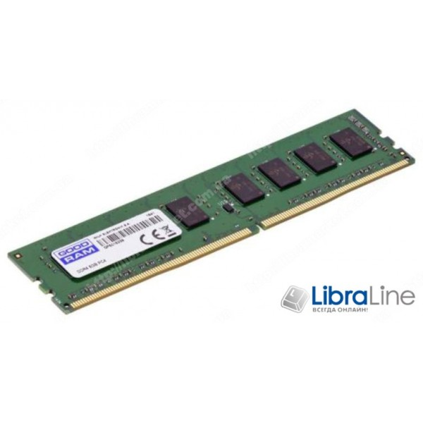 GR2400D464L17S/8G Модуль оперативной памяти DDR-4 8Gb PC4-19200 2400Mhz Goodram