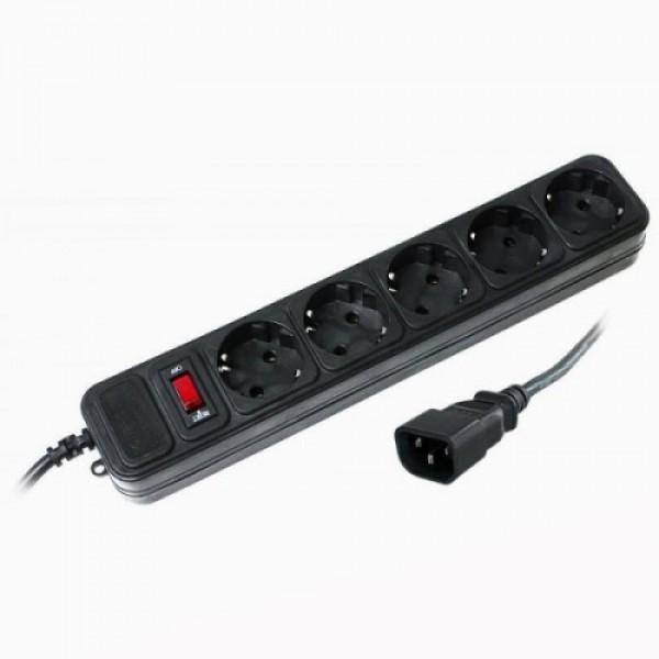 Сетевой фильтр, удлинитель 3.0 m с кабелем для ИБП
