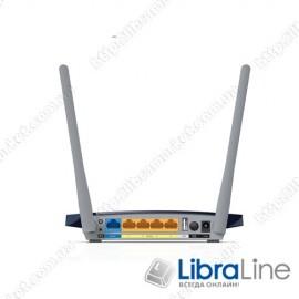 Интернет-шлюз  TP-LINK Archer C50 802.11ac AC1200,4x100Mb LAN, 1x100Mb WAN, 1xUSB2.0