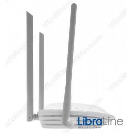 Интернет-шлюз TP-Link Archer C25 802.11ac AC900 1xFE WAN, 4xFE LAN