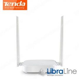 Интернет-шлюз TENDA N301 802.11n 300Mbit 1WAN, 3LAN 10 / 100